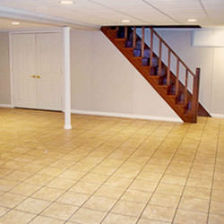 how to keep basement dry create a basement living space