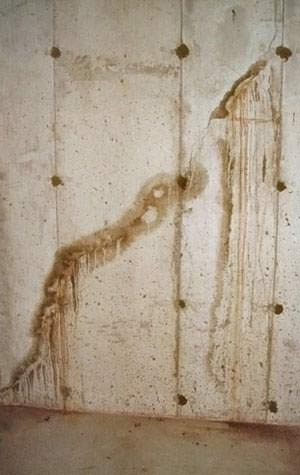 repairing wet basement walls what works and what doesn 39 t