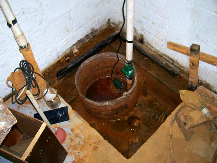 Sump Pit Waterproofing : The sump pump is running nonstop causes and solutions