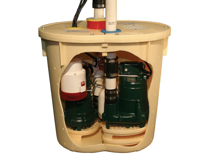 Basement Sump Pump Systems Pictures To Pin On Pinterest PinsDaddy