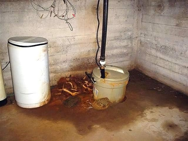 how to put in a sump pump