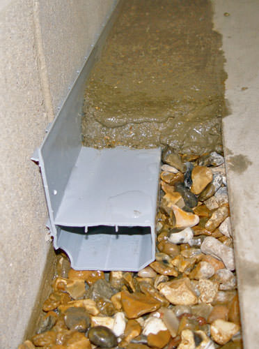 Drainage products in greater london drainage contractors for Drain francais interieur