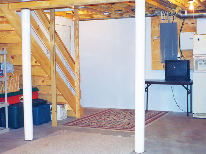 waterproofing products basement wall products rigid plastic wall