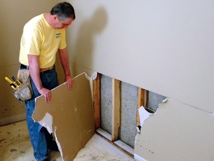 Enjoyable Ideas How To Finish Basement Walls Without Drywall