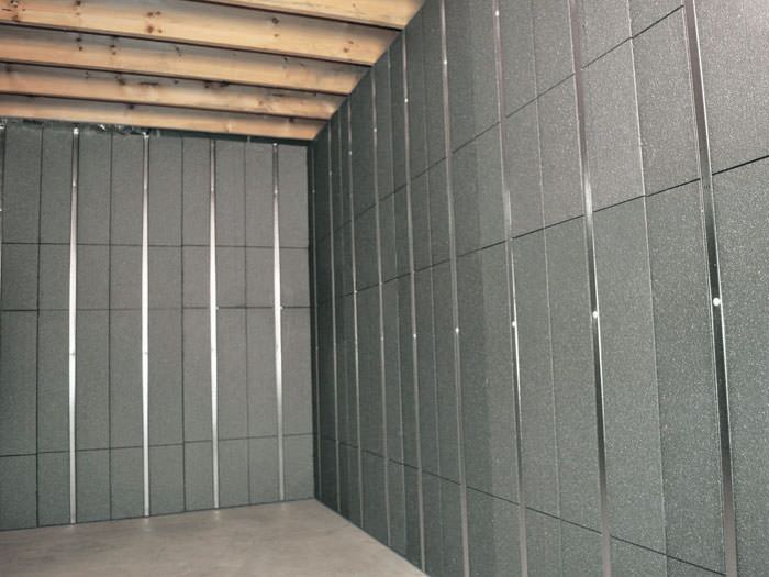 Luxury Best Way to Insulate Concrete Basement Walls